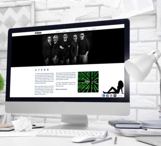 Kyzon - Website