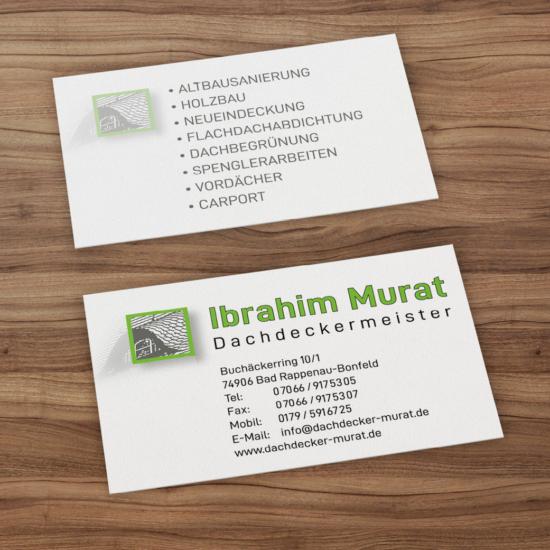 Ibrahim Murat - Dachdeckermeister